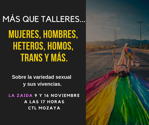 Talleres sexualidad