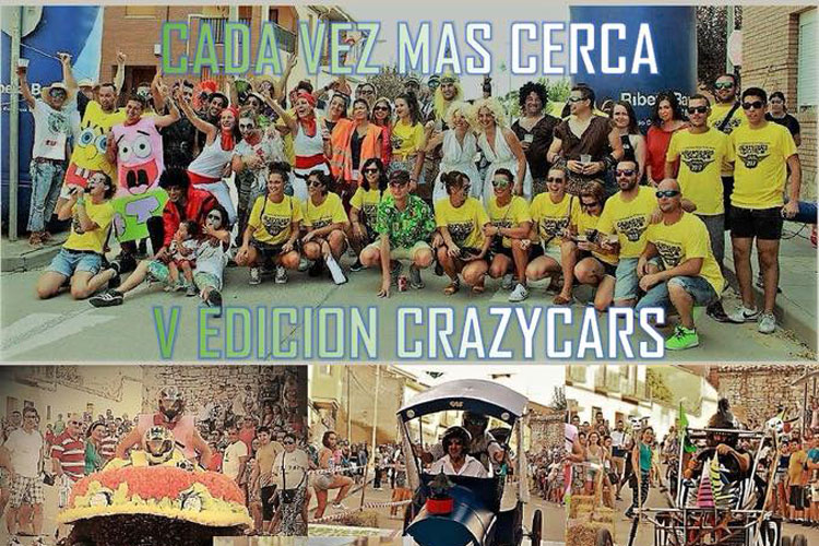 Crazy cars Escatrón 2018